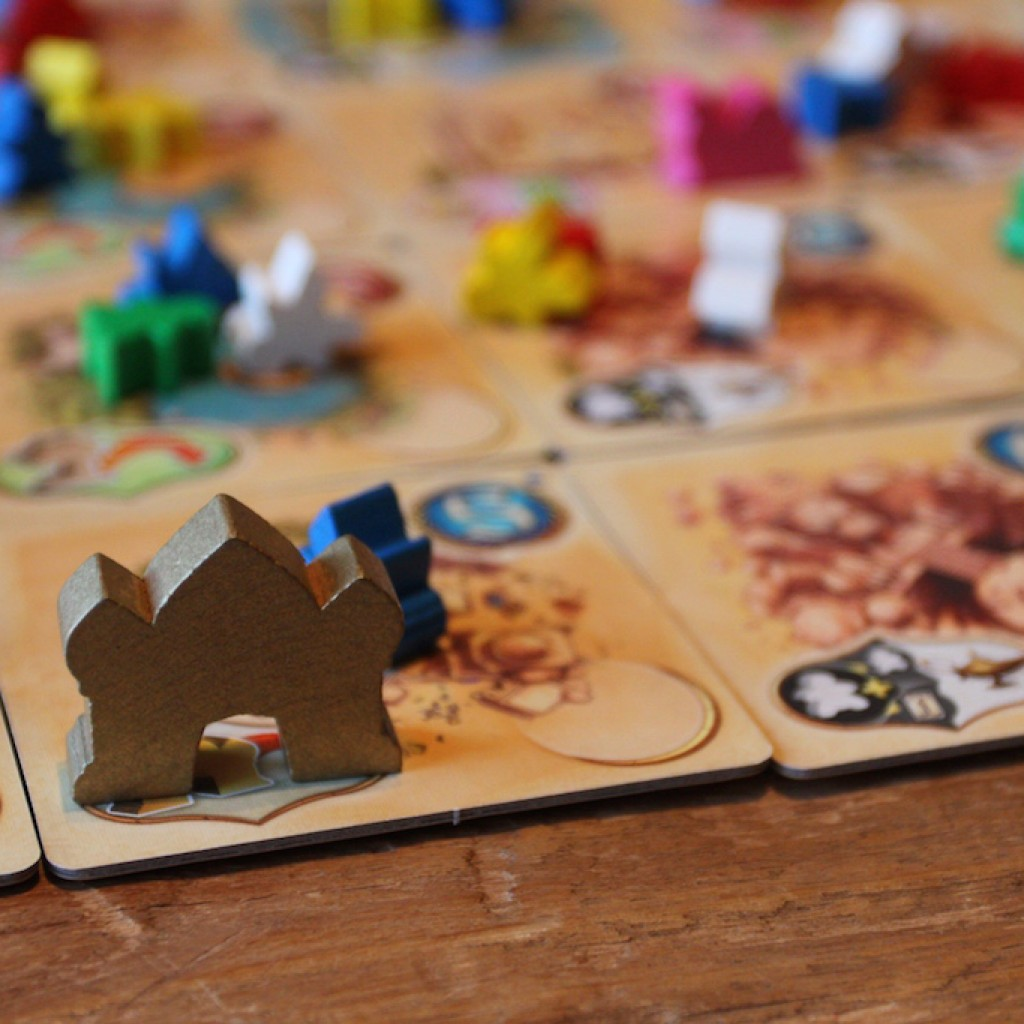 Reseña: Five Tribes