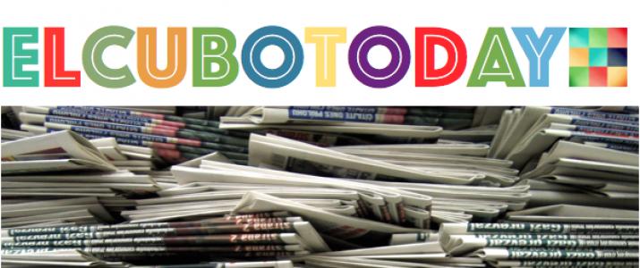 ElCuboToday, la entrada semanal de noticias lúdicas – Semana 37
