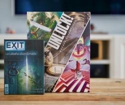 Unlock! Vs Exit…¿Cual elegir?