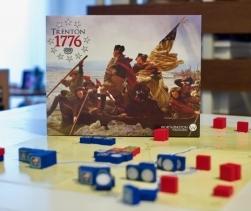 Novedad en el Frente: Trenton 1776