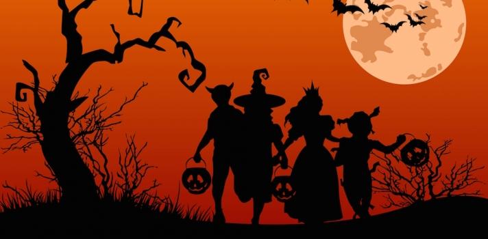 Shogun se mire: Especial Halloween