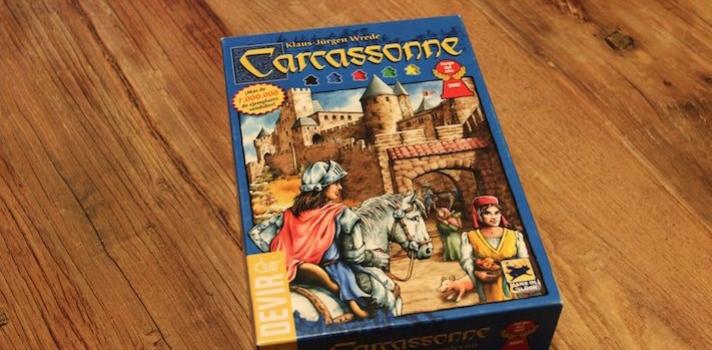 Reseña: Carcassonne