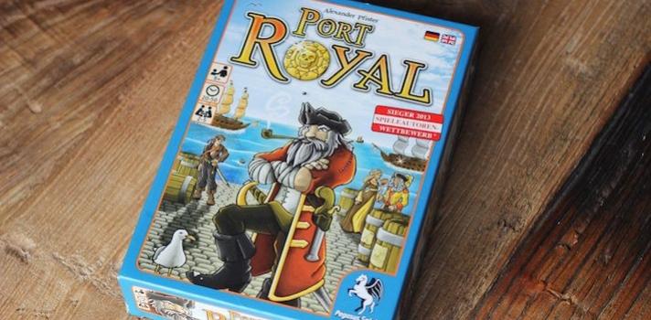 Reseña: Port Royal