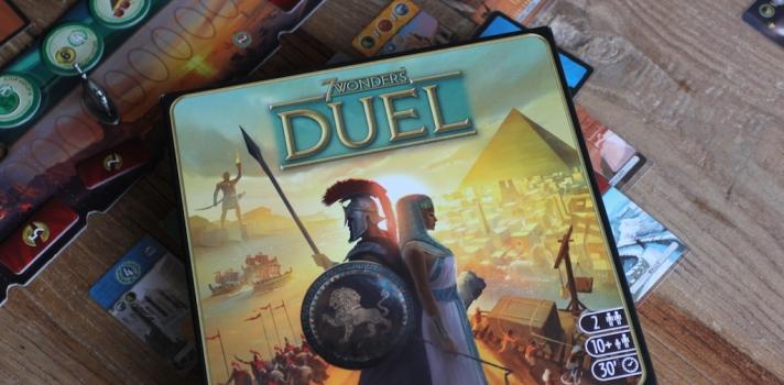 Reseña: 7 Wonders Duel