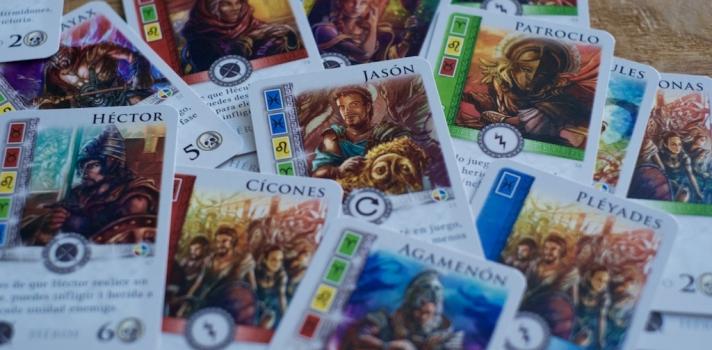 Malditos Dioses: Reseña de Batalla por el Olimpo