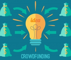 Shogun se mire: El Crowdfunding