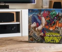 Reseña de Destroy BCN: ¡Que alguien aguante a esos monstruos!