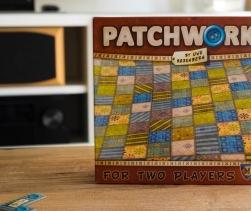 Reseña de Patchwork: no des puntada sin hilo