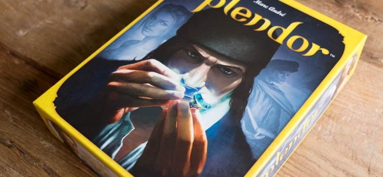 Splendor: diamonds are the best girl's friend